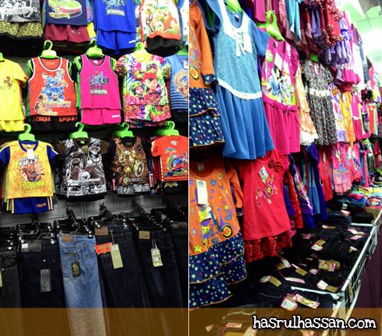 Pasaraya Longwan Parit Buntar Memang Besar