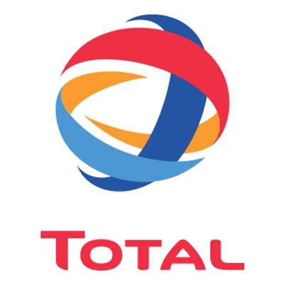 Total Logo Vector CDR Coreldraw