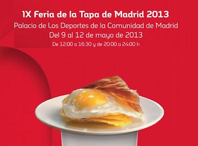 Feria de la Tapa Madrid 2013