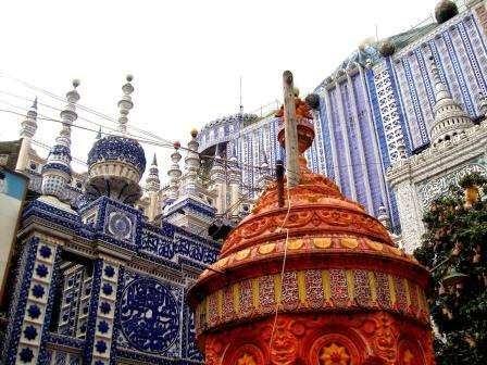 masji seribu pintu : tempat wisata religi di tangerang