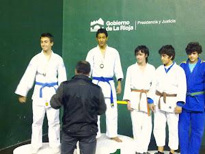 CAMPEONATO RIOJA JUDO. 26-11-2011