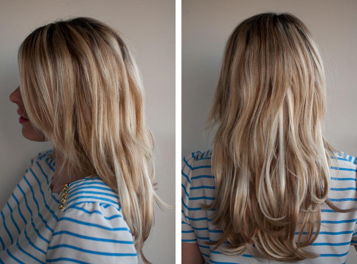 Schwarzkopf Magic Hair Extensions Natural Blonde 87
