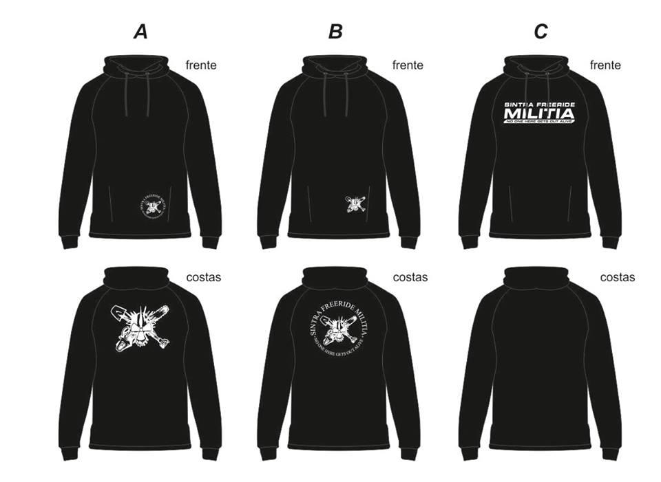 sweatshirt militia