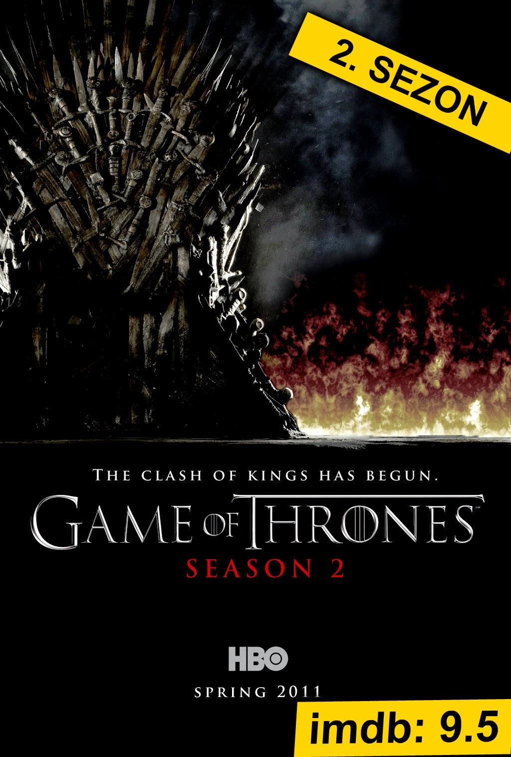 Game Of Thrones 2 Sezon Tüm Bölümler Hd Izle Full Hd Film Izle