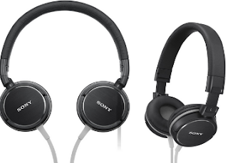 Amazon : Get Sony MDRZX600APBCIN Stereo Headphones worth Rs.4990 at Rs. 1619.