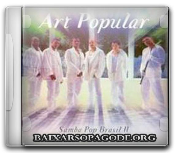 CD Art Popular - Samba Pop Brasil II (1999)