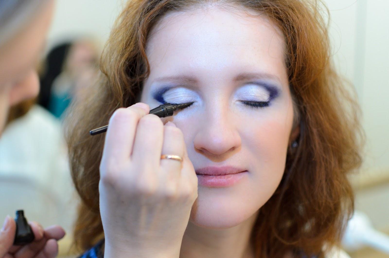 Как вшопе сделать зеленные глаза