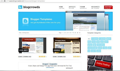 blogcrowds templates