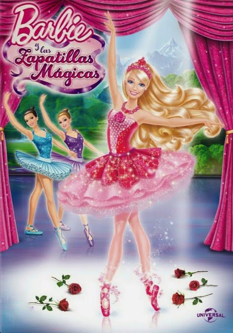 Barbie y las Zapatillas Magicas (2013)