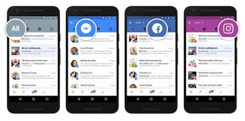 Páginas do Facebook, Messenger e Instagram terão caixa de entrada unificada