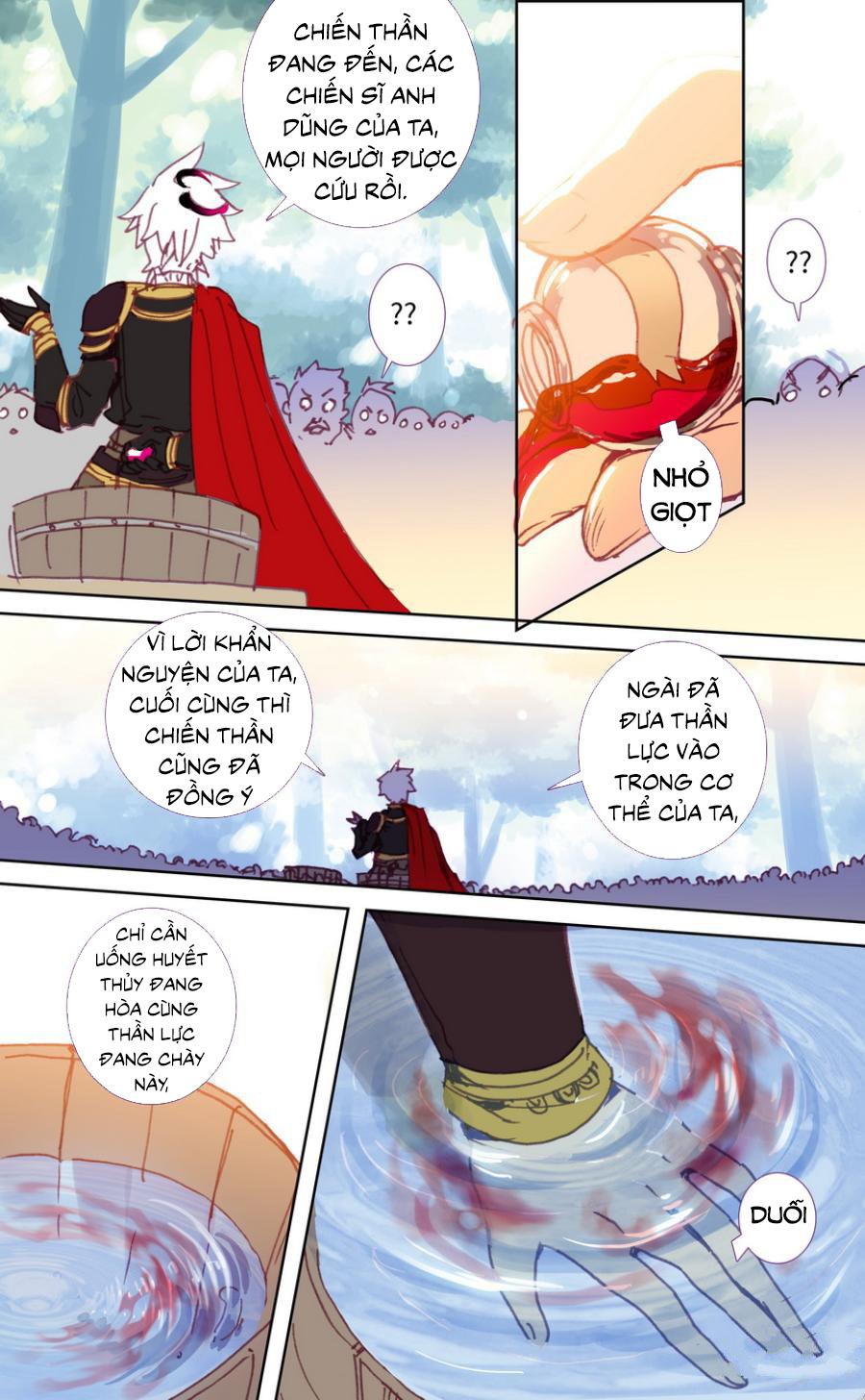 Quốc Vương Vạn Tuế Chapter 30 - Hamtruyen.vn