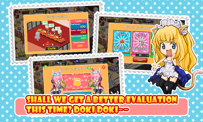 03 - Download Games Moe Girl Cafe Android Apk Asik