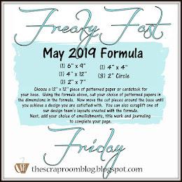 MAY 2019 Freaky Fast Formula