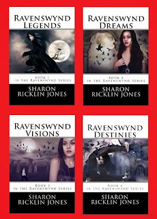 My Series Available at Amazon
