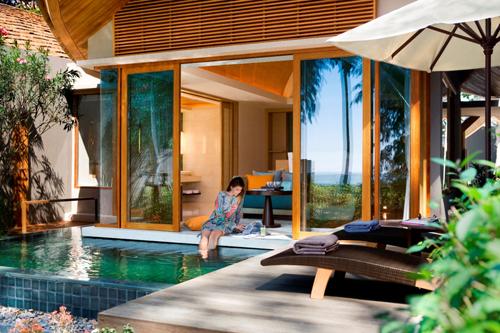 Renaissance Phuket Resort & Spa Pool