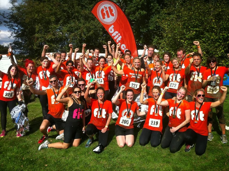 Brighton bfit bootcamp - Warrior Run