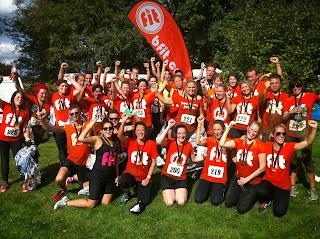 Brighton bfit bootcamp - Warrior Run