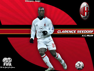 Clarence Seedorf AC Milan Wallpaper 4