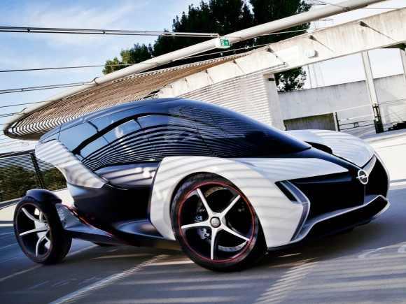 opel Futuristic Car