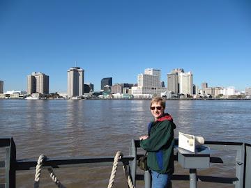 Nouvelle-Orléans - 11 mars