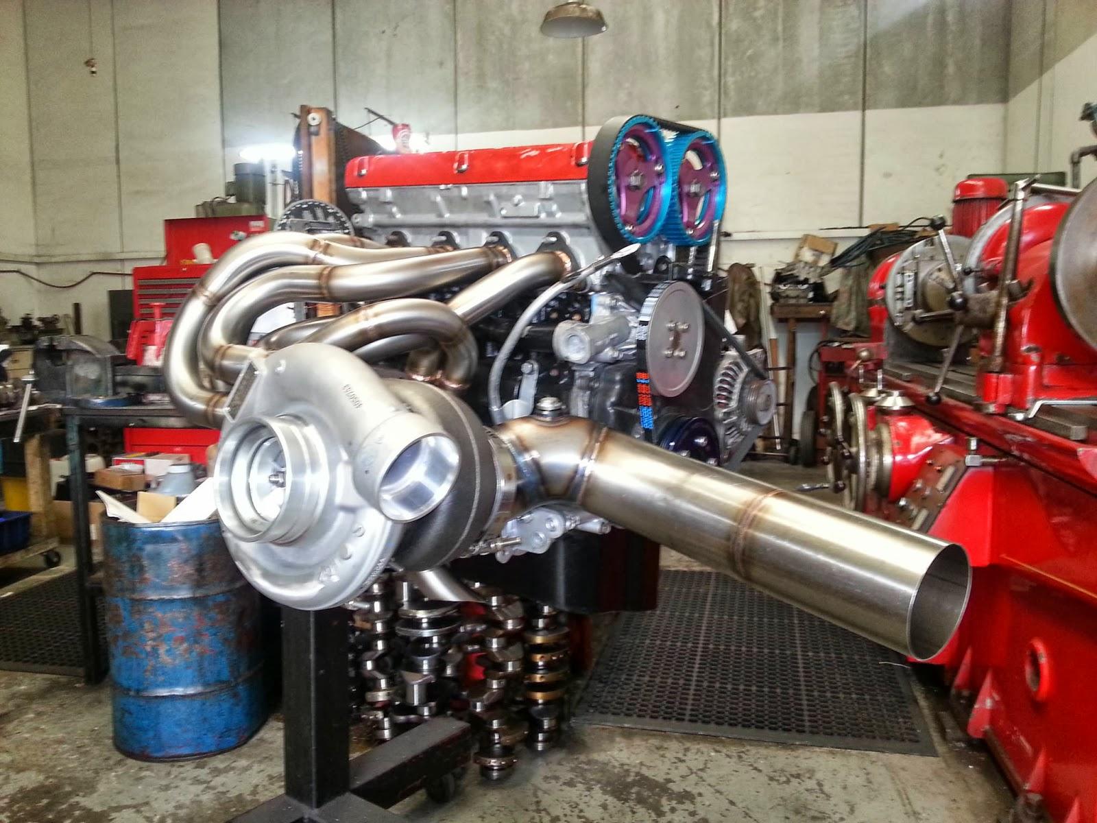 HYTECH ENGINES WORKSHOP BLOG: Hytech Engines 4G63 still ...