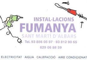 Instal-lacions Fumanya