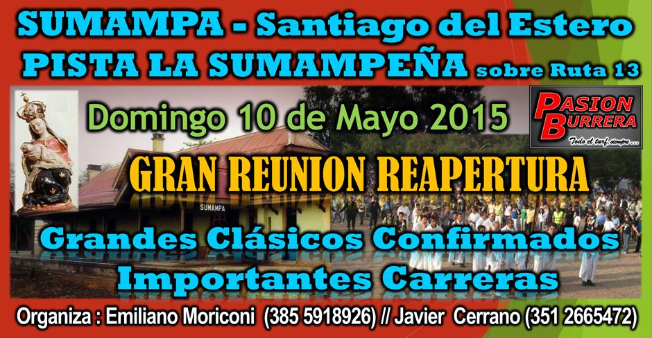 sumampa - 10 de mayo