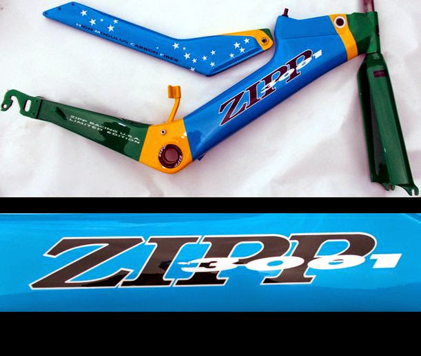 Zipp carbono Brasil