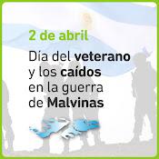 A 35 años de Malvinas El ciclo lectivo 2017 se desarrollara bajo el lema Memoria, Paz y Soberanía