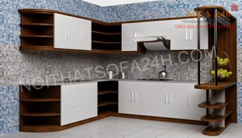 Tủ bếp TB074