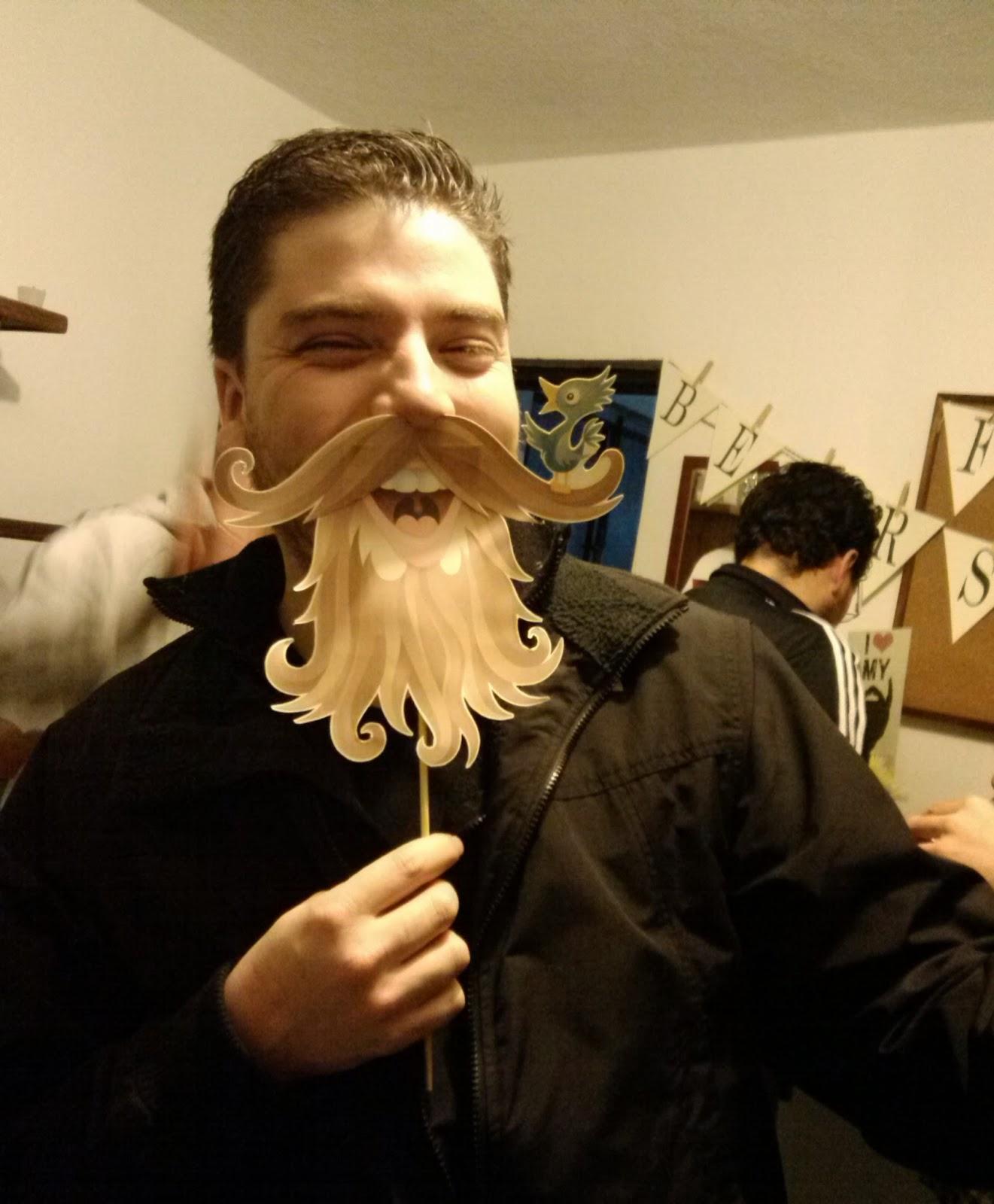 fiesta barbas