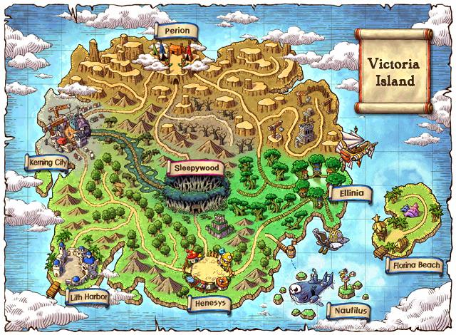 canada Victoria Island Map Pictures