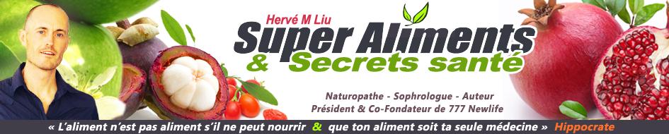 Secret santé des supers aliments