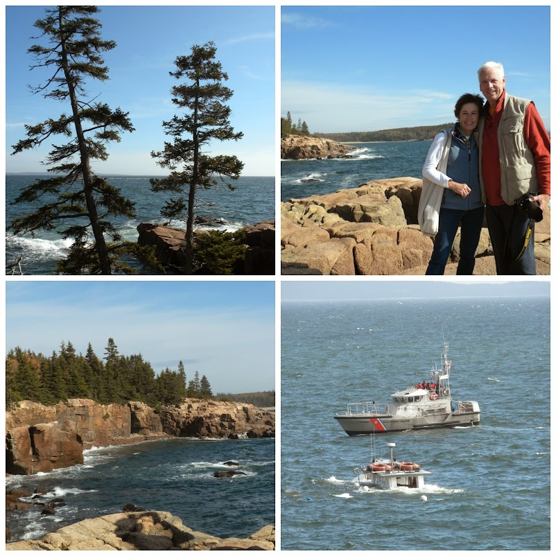 Panoply a whirlwind fall trip canada ne maine for Acadia national park fishing