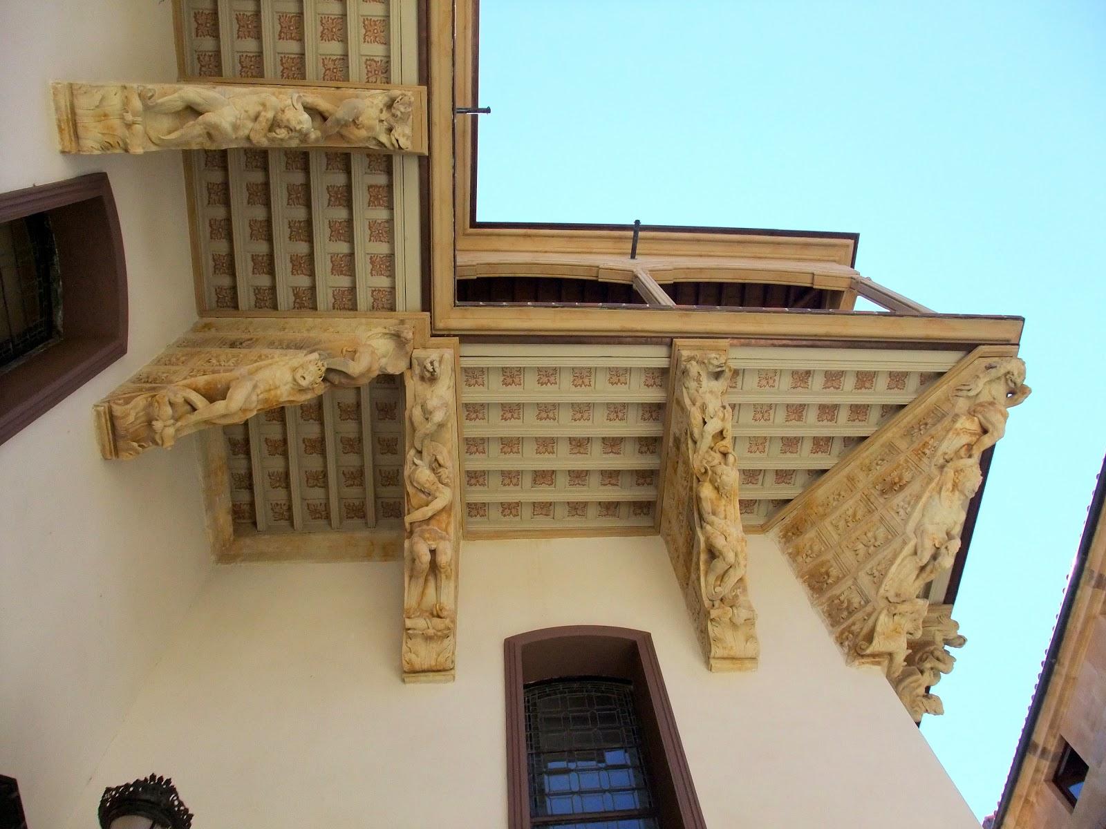 Buscando montsalvatge salamanca palacio de la salina - Calle valencia salamanca ...