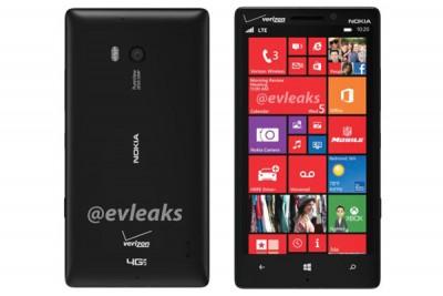 Nokia Lumia 929 Mungkin akan Pakai Nama Lumia Icon