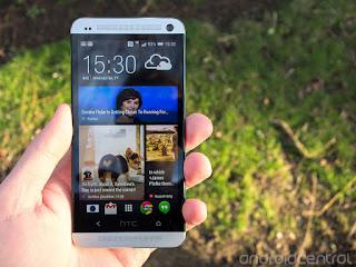 Sprint HTC uno M7