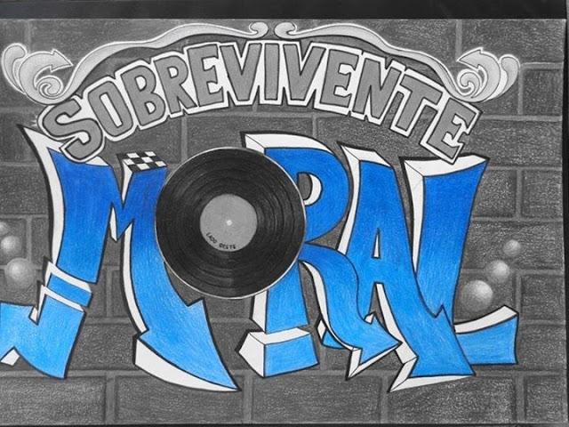 Novo disco do coletivo Sobrevivente Moral contém 13 faixas inéditas.