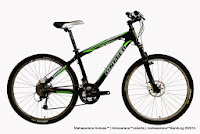 26 Inch United Dominate 012 27 Speed Shimano Deore Disc Brake HardTail Mountain Bike