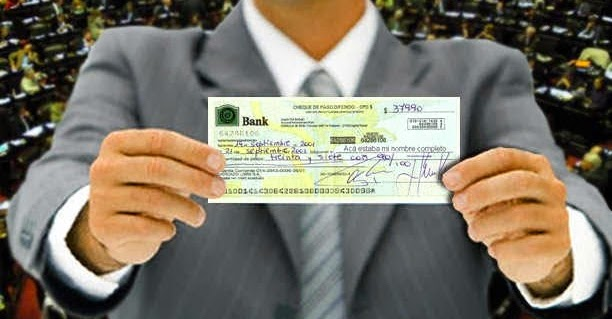 Cheque y provision de fondos en Derecho mercantil