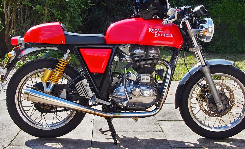considering a royal enfield continental gt read this. Black Bedroom Furniture Sets. Home Design Ideas