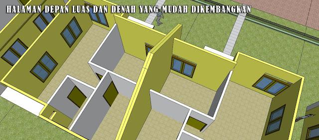 Halaman Depan Rumah
