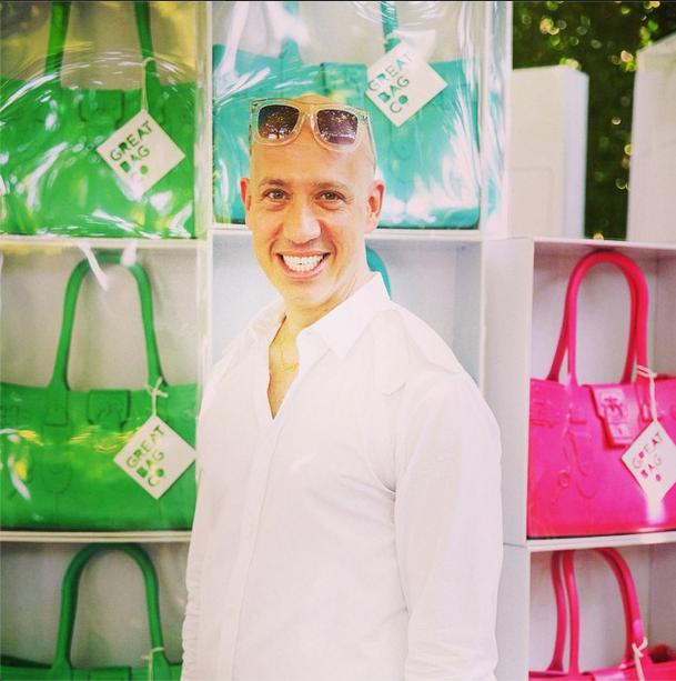 Robert Verdi | Great Bag Co. Instagram