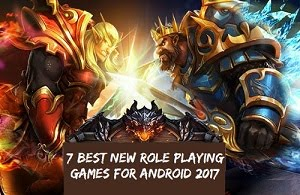 Role Playing Games For Android