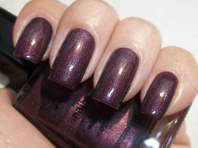 esmalte Avon Nail Wear Pro Night Violet