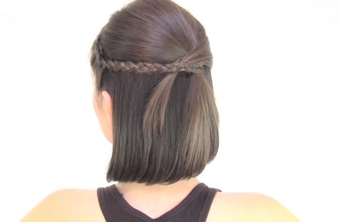 Ver Peinados De Trenzas Faciles - Trenzar el cabello de forma facil Hairfeed YouTube