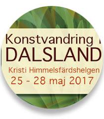 Dalsland Maj 2017.              Välkommna till Mörterud, Jim Berggren visar grafik i sommarateljén.