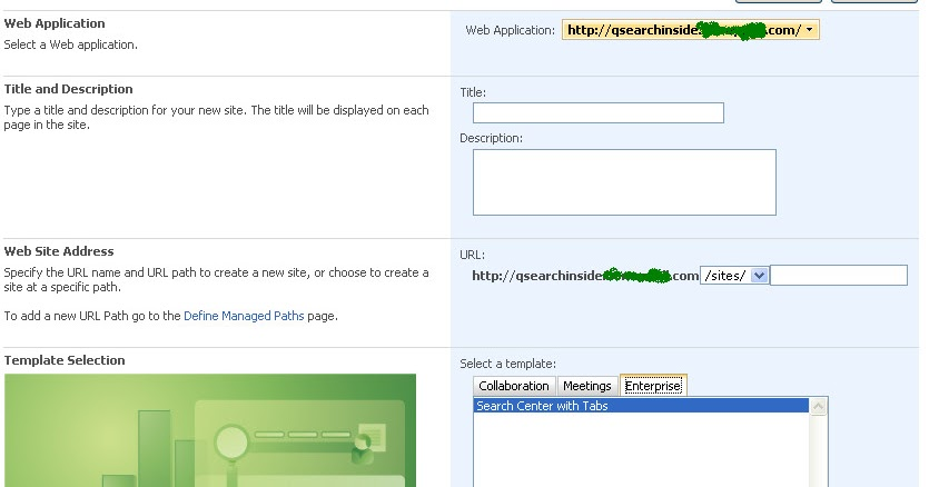 hide site templates  u0026 list templates in sharepoint