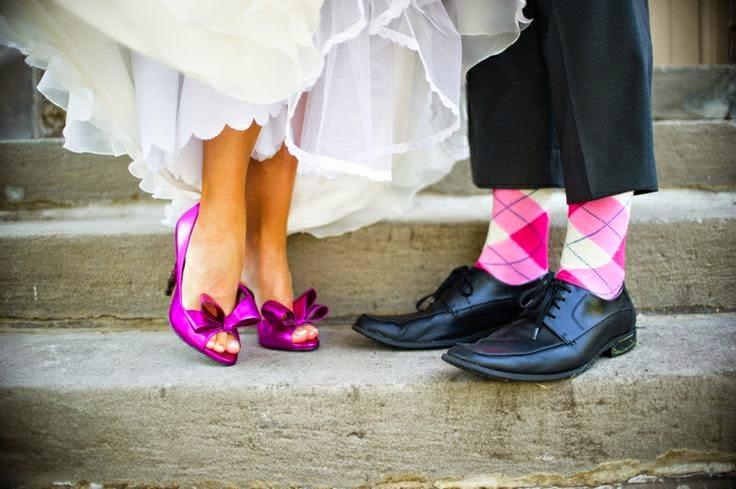 Detalhes originais para casamentos