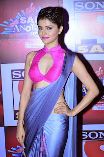 TV Show Actress in Spicy Gown and Dresses at SAB KE ANOKHE Awards 2014 in Mumbai